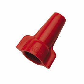 IDEAL 100-Pack Plastic Wing Wire Connectors