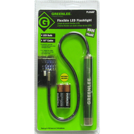 Greenlee LED Freestanding Battery Flashlight