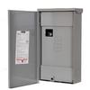 Siemens 4-Circuit 4-Space 200-Amp Main Breaker Load Center