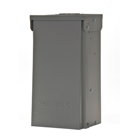 Siemens 50-Amp Overhead or Underground Temporary Power Panel