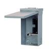 Siemens 8-Circuit 4-Space 125-Amp Main Lug Load Center