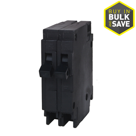 shop circuit breakers load centers fuses at lowes com display product reviews for mp 20 amp 2 pole tandem circuit breaker