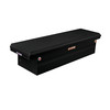 WEATHER GUARD 71.5-in x 20.25-in x 15.875-in Black Steel Full-Size Truck Tool Box