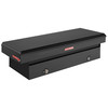 WEATHER GUARD 71.5-in x 27.5-in x 18.5-in Black Steel Full-Size Truck Tool Box