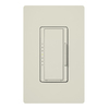 Lutron Maestro 1-1/4-Amp Light Almond Digital Dimmer