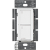 Lutron Caseta Wireless 1-Switch 6-Amp Single Pole White Indoor Touch Light Switch