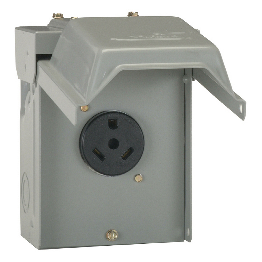 30 amp rv electrical hook up Decide what level of provision the electrical hook-up box must answer hook-up boxes are available with single 30-amp and single 50-amp outlets, and with multiple outlets, featuring a 50-amp.