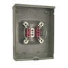 Milbank 200-Amp Ringless Single Phase (120/240) Meter Socket