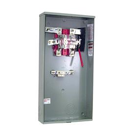 Milbank 320-Amp Ringless Single Phase (120/240) Meter Socket