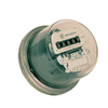 Milbank 60-Watt Glass Hard-Wired Cleat Socket
