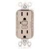 Pass & Seymour/Legrand 125-Volt 15-Amp Nickel Decorator Duplex Electrical Outlet