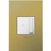 Legrand Adorne SofTap 700-Watt White 3-Way CFL/LED Dimmer