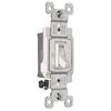 Pass & Seymour/Legrand 15-Amp White Light Switch