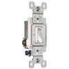 Pass & Seymour/Legrand 15-Amp White 3-Way Light Switch