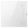 Legrand Adorne Touch 700-Watt White 3-Way CFL/LED Touch Dimmer
