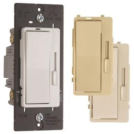Pass & Seymour/Legrand Harmony  700-Watt White 3-Way Preset Dimmer