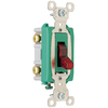 Legrand 30-Amp Red Double Pole Light Switch