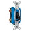 Pass & Seymour/Legrand 15-Amp Black 3-Way Light Switch
