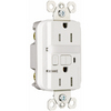 Pass & Seymour/Legrand White Decorator Electrical Outlet