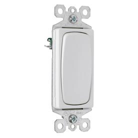 Pass & Seymour/Legrand White Light Switch