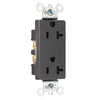Pass & Seymour/Legrand 20-Amp 125-Volt Gray Duplex Outlet
