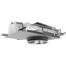 Progress Lighting Remodel CFL Recessed Light Housing (Common: 6-in; Actual: 6-in)