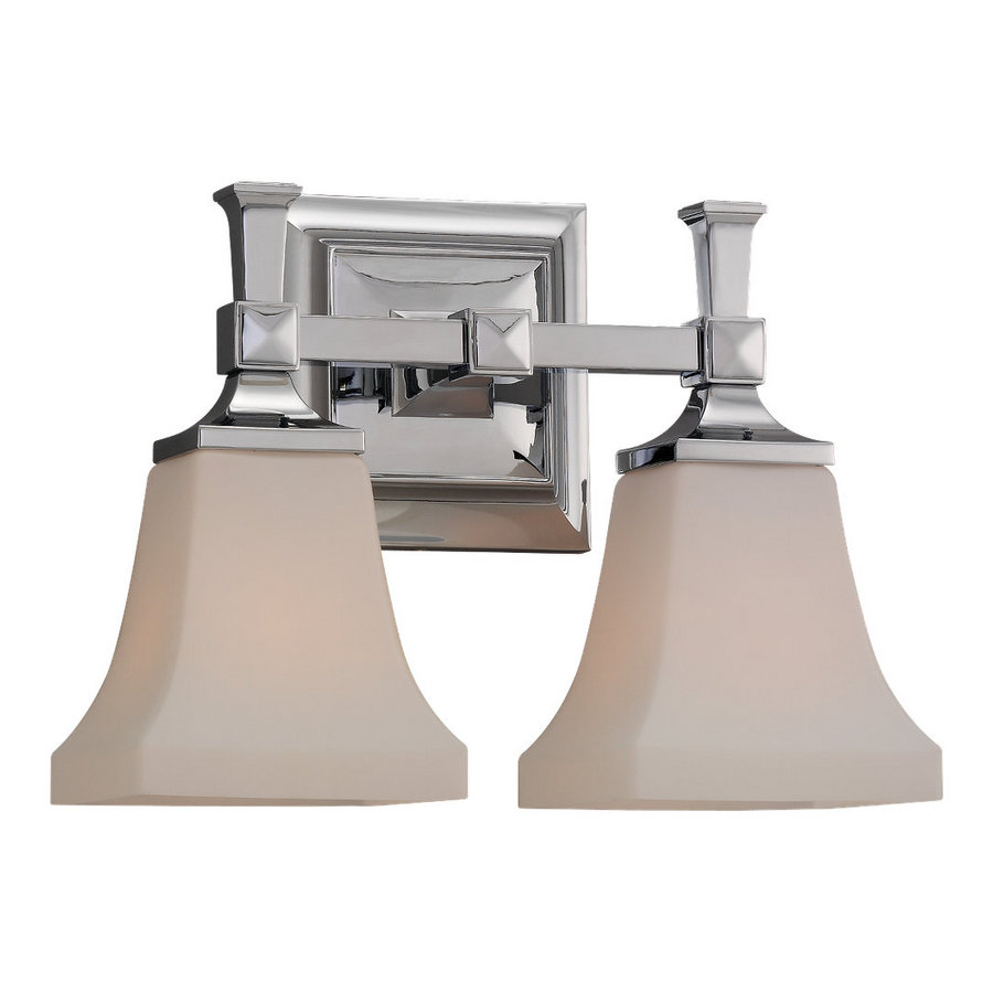 Enlarged image for Bathroom light fixtures lowes