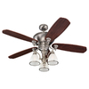 Sea Gull Lighting 52-in Multi-Position Ceiling Fan with Light Kit
