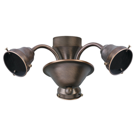 Sea Gull Lighting Russet Bronze Finish Ceiling Fan Light Kit