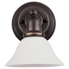 Sea Gull Lighting Sussex Heirloom Bronze Bathroom Vanity Light