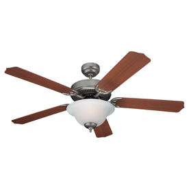 Sea Gull Lighting 52-in Multi-Position Ceiling Fan with Light Kit ENERGY STAR