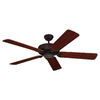 Sea Gull Lighting 52-in Downrod Mount Ceiling Fan