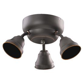 Sea Gull Lighting Heirloom Bronze Finish Ceiling Fan Light Kit