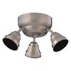 Sea Gull Lighting Brushed Nickel Finish Ceiling Fan Light Kit