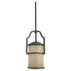 sea gull lighting 7 in w kitchen island light with shade at. Black Bedroom Furniture Sets. Home Design Ideas