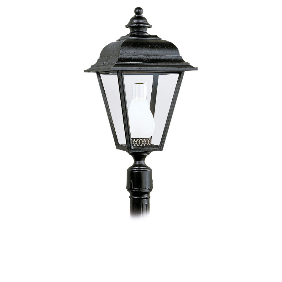 shop sea gull lighting bancroft outdoor post fixture at