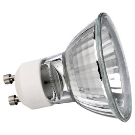 Sea Gull Lighting 20-Watt MR16 Plug-in Base Soft White Outdoor Decorative Halogen Light Bulb