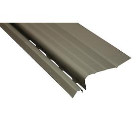 Shop Spectra Shield Aluminum Gutter Cover At Lowes Com