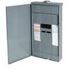 Square D 24-Circuit 24-Space 100-Amp Main Breaker Load Center