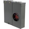 Square D 150-Amp Ringless Single Phase (120/240) Meter Socket