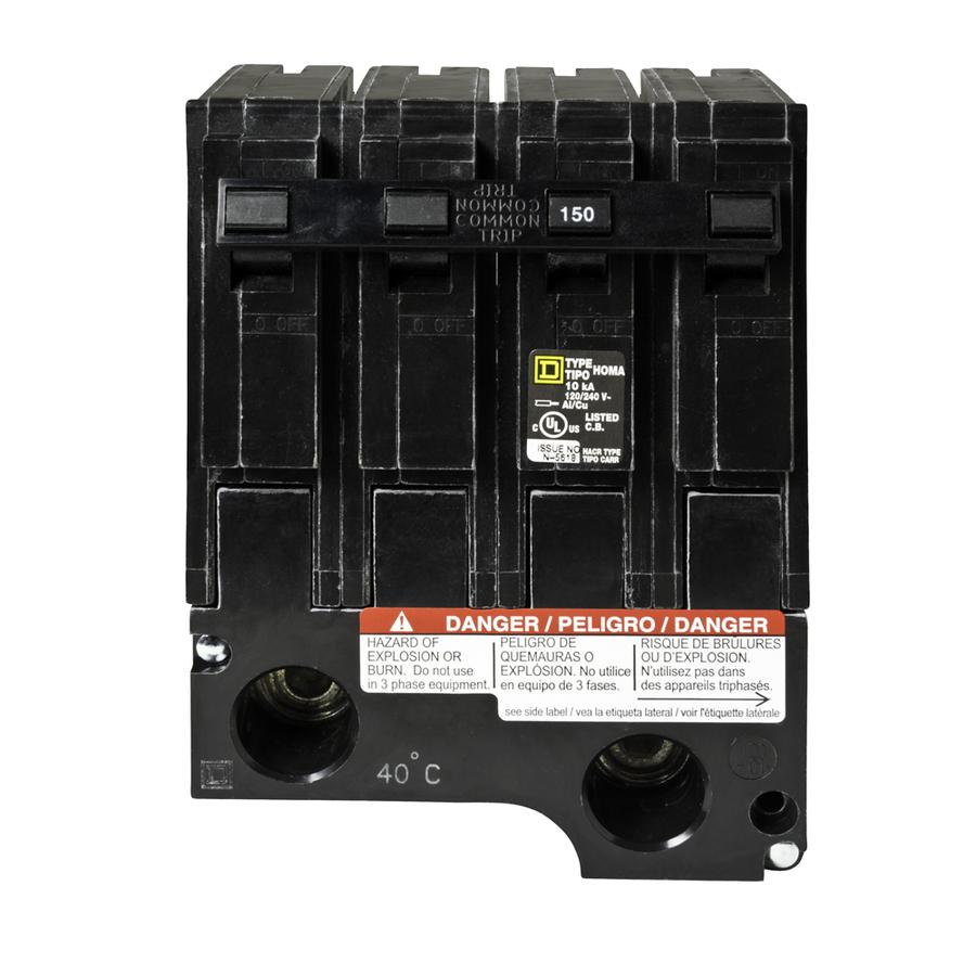 150 amp breaker box menards 25 amp single pole breaker for 150 amp service wire size