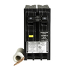 Square D Homeline 20-Amp 2-Pole Ground Fault Circuit Breaker