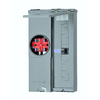 Square D 24-Circuit 16-Space 100 Amp Main Breaker Load Center