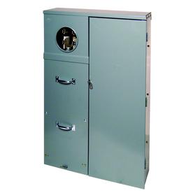 Square D 40-Circuit 30-Space 400-Amp Main Breaker Load Center