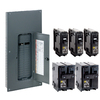 Square D 40-Circuit 30-Space 200-Amp Main Lug Load Center (Value Pack)