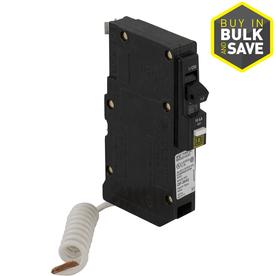 Square D QO 15-Amp 1-Pole Combination Arc Fault Circuit Breaker