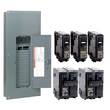 Square D 40-Circuit 30-Space 150-Amp Main Breaker Load Center (Value Pack)