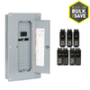 Square D 48-Circuit 24-Space 100-Amp Main Breaker Load Center (Value Pack)