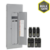 Square D 80-Circuit 40-Space 200-Amp Main Breaker Load Center (Value Pack)