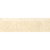 3-in x 12-in Charleston Beige Glazed Porcelain Bullnose Tile
